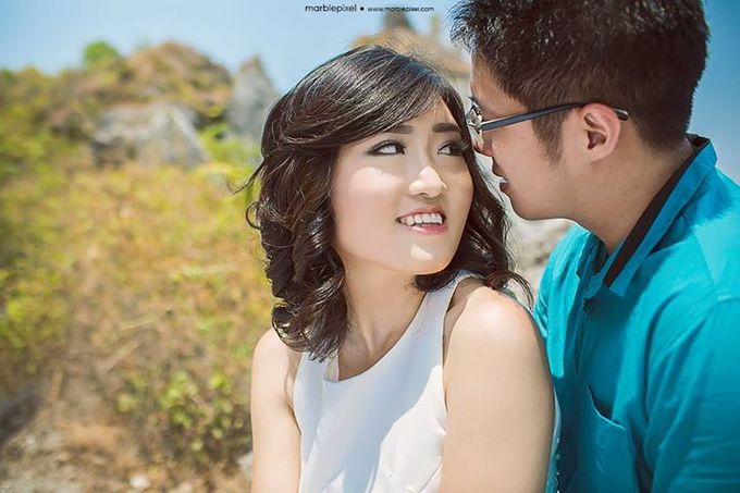 AGUS + IVANA Prewedding by Sandy by Marble Pixel - 013