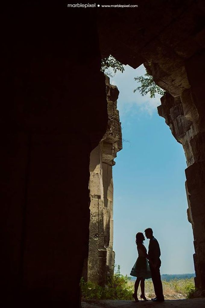 AGUS + IVANA Prewedding by Sandy by Marble Pixel - 014