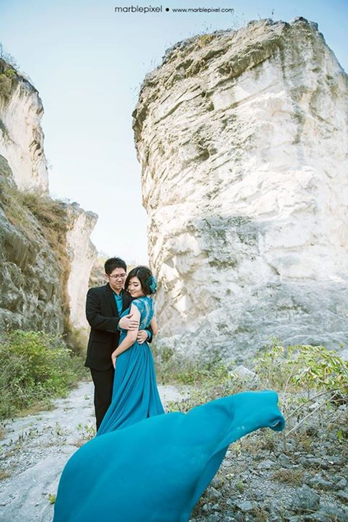 AGUS + IVANA Prewedding by Sandy by Marble Pixel - 015