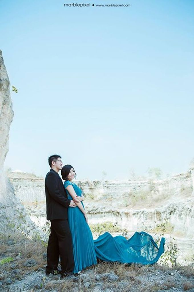 AGUS + IVANA Prewedding by Sandy by Marble Pixel - 016
