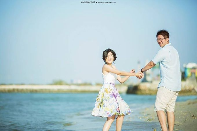 AGUS + IVANA Prewedding by Sandy by Marble Pixel - 019