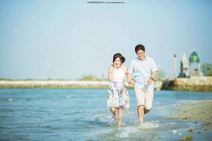 AGUS + IVANA Prewedding by Sandy by Marble Pixel - 020