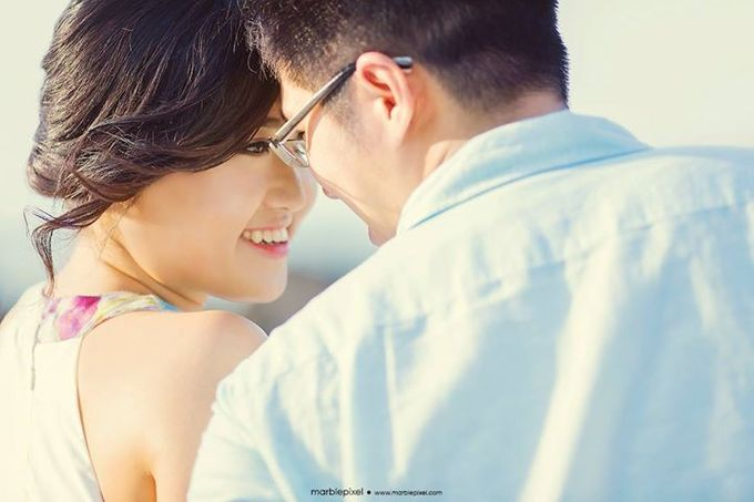 AGUS + IVANA Prewedding by Sandy by Marble Pixel - 023