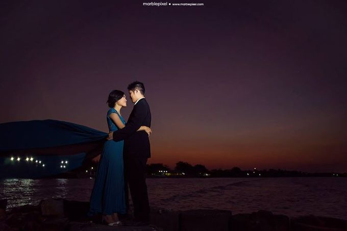 AGUS + IVANA Prewedding by Sandy by Marble Pixel - 032