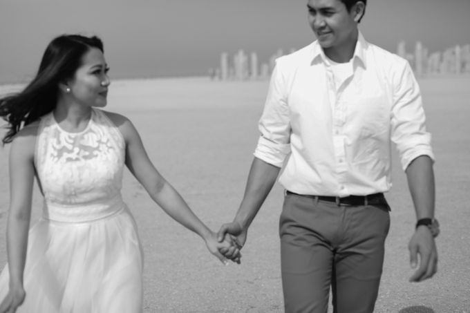 F R E D  x  I S A  ENGAGEMENT SESSION DUBAI by Leighton Andante - 002