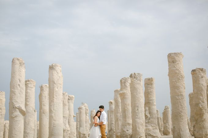F R E D  x  I S A  ENGAGEMENT SESSION DUBAI by Leighton Andante - 003