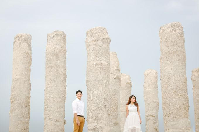 F R E D  x  I S A  ENGAGEMENT SESSION DUBAI by Leighton Andante - 005