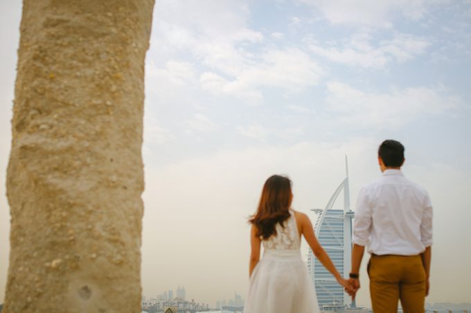 F R E D  x  I S A  ENGAGEMENT SESSION DUBAI by Leighton Andante - 006