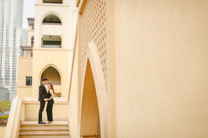 F R E D  x  I S A  ENGAGEMENT SESSION DUBAI by Leighton Andante - 007