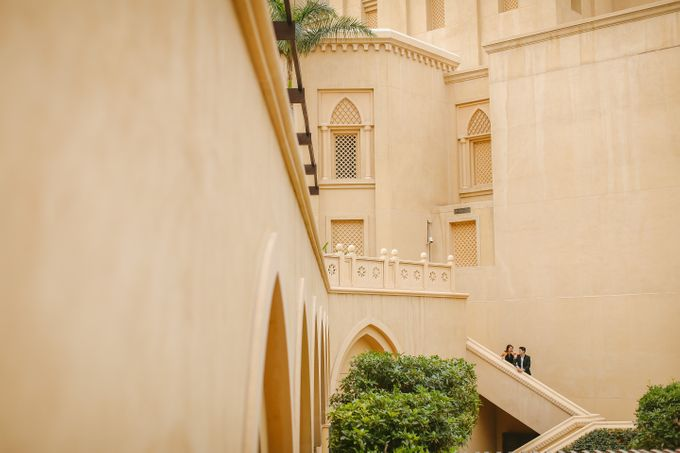 F R E D  x  I S A  ENGAGEMENT SESSION DUBAI by Leighton Andante - 008