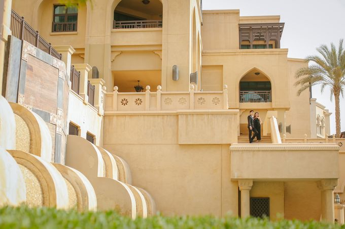 F R E D  x  I S A  ENGAGEMENT SESSION DUBAI by Leighton Andante - 010