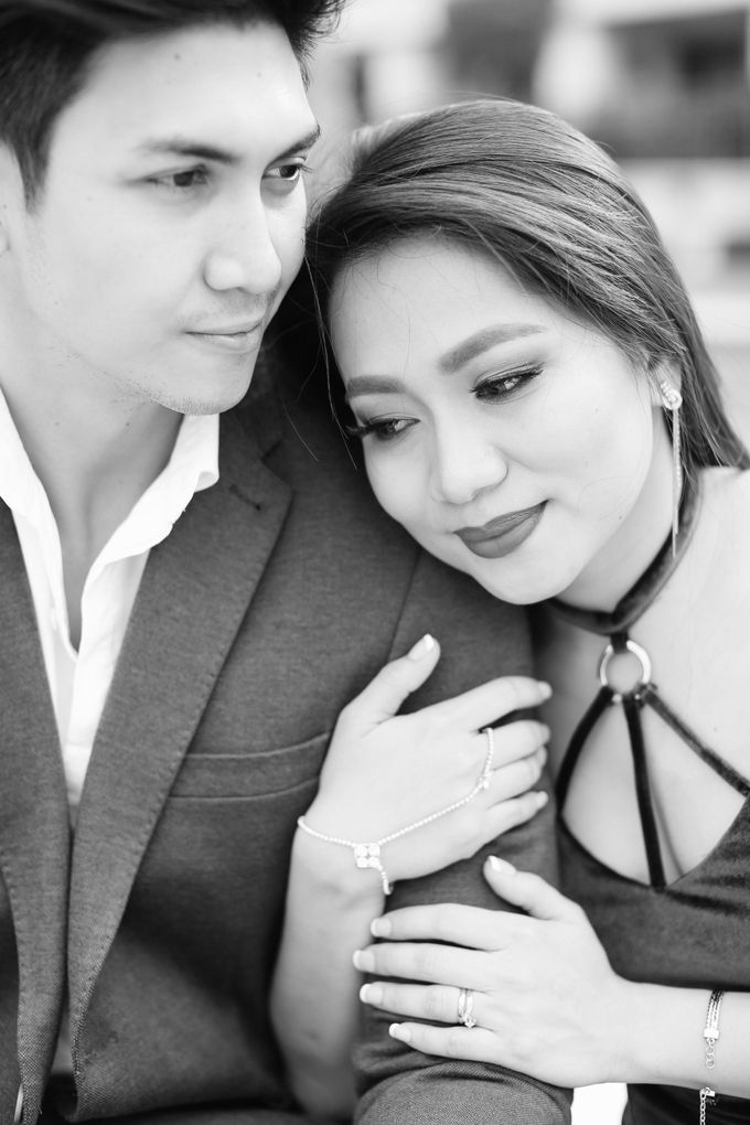 F R E D  x  I S A  ENGAGEMENT SESSION DUBAI by Leighton Andante - 011