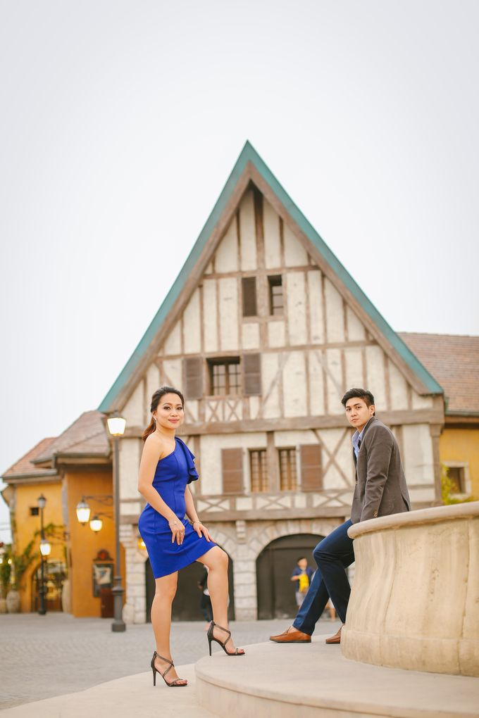 F R E D  x  I S A  ENGAGEMENT SESSION DUBAI by Leighton Andante - 012