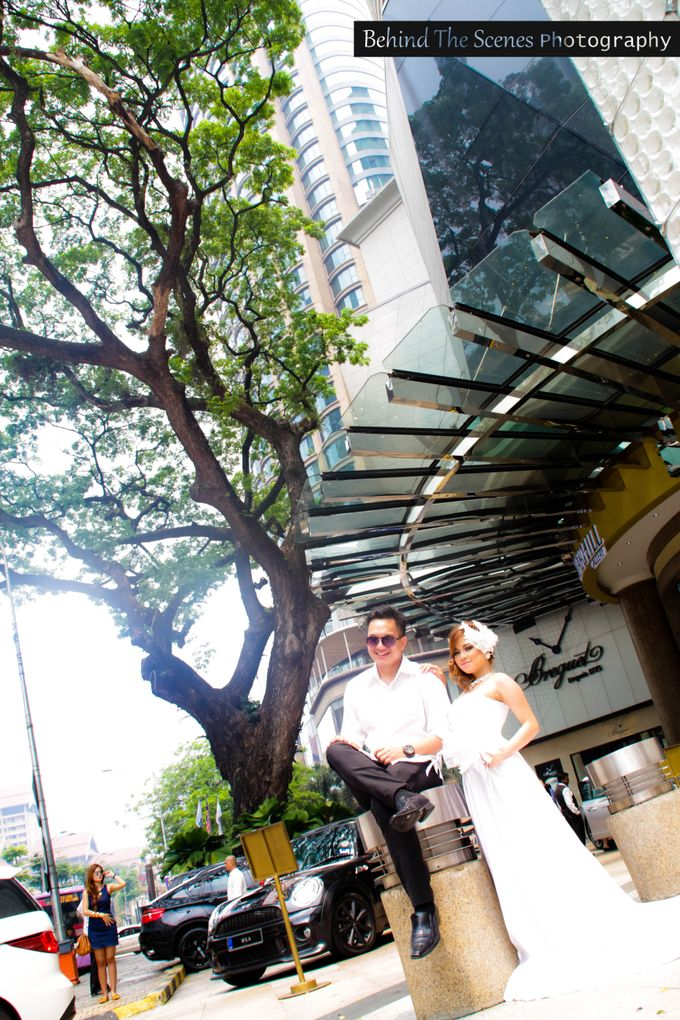 Malaysia Prewedding Session ( Icha & Robin ) by behind the scenes photography - 005