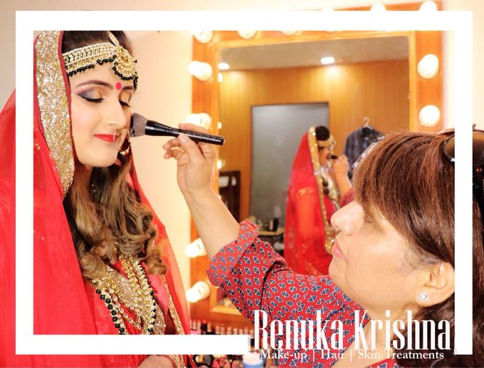 Makeup by Renuka Krishna - 001