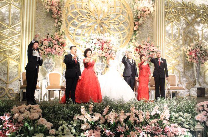 MC Wedding MDC Hall Wisma 76 Jakarta - Anthony Stevven by MDC HALL - 011