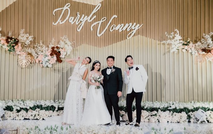 Daryl & Vonny by Twogather Wedding Planner - 034