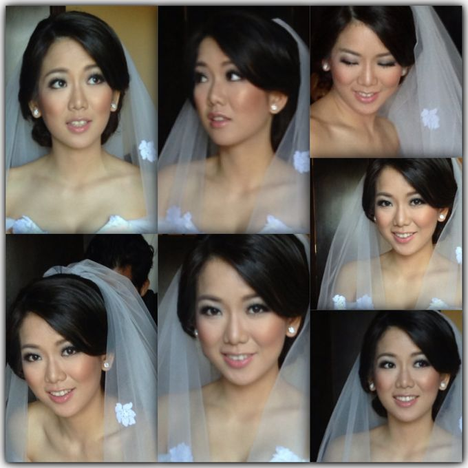 Wedding by New Melati Salon Bali - 015
