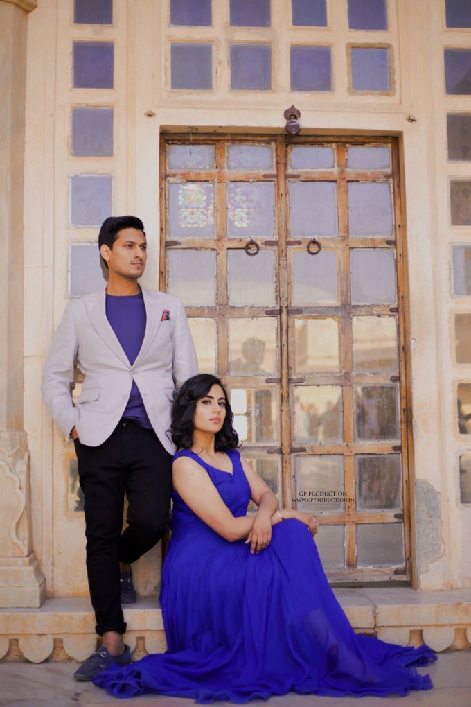 Pre Wedding Shoot by GP PRODUCTION - 002