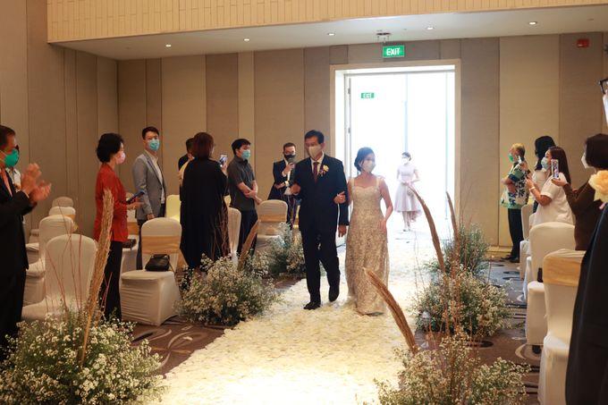 MC Wedding Intimate Double Tree Jakarta by Anthony Stevven by Anthony Stevven - 028