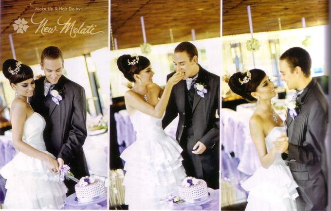 Wedding by New Melati Salon Bali - 010