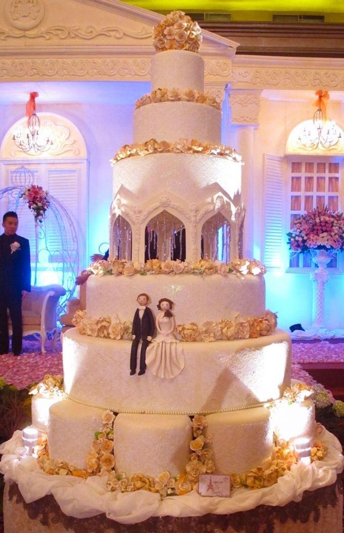 Magnifique Cake by EIFFEL CAKE - 003