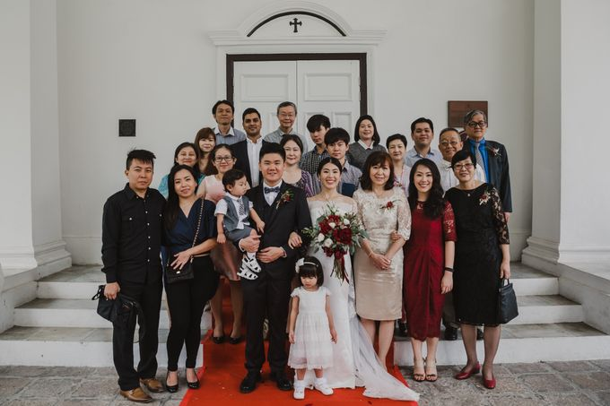 Wedding of Amelia & Ezekiel by Natalie Wong Photography - 017