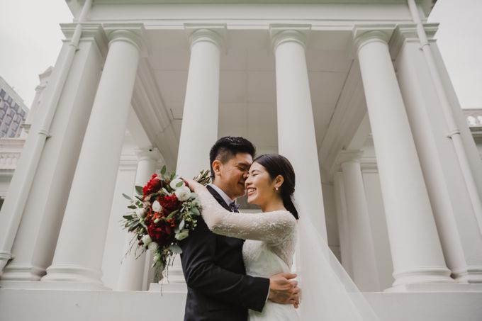 Wedding of Amelia & Ezekiel by Natalie Wong Photography - 022