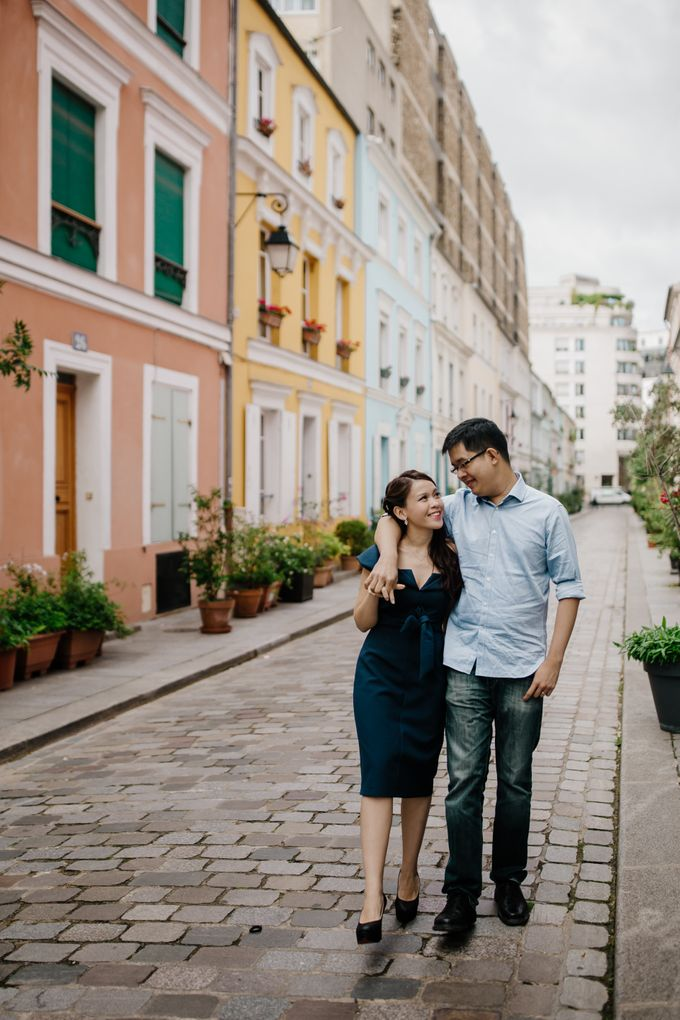 Paris Pre-wedding of Kailing & Ben by Natalie Wong Photography - 016