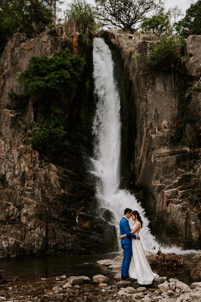 Hong Kong Pre-Wedding of Isabella & Jason by Natalie Wong Photography - 003