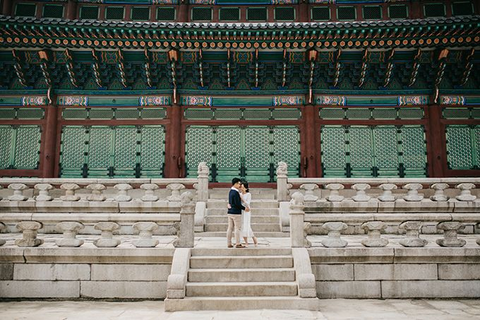 Seoul Pre-Wedding of  Ivan & Jacqueline by Natalie Wong Photography - 001