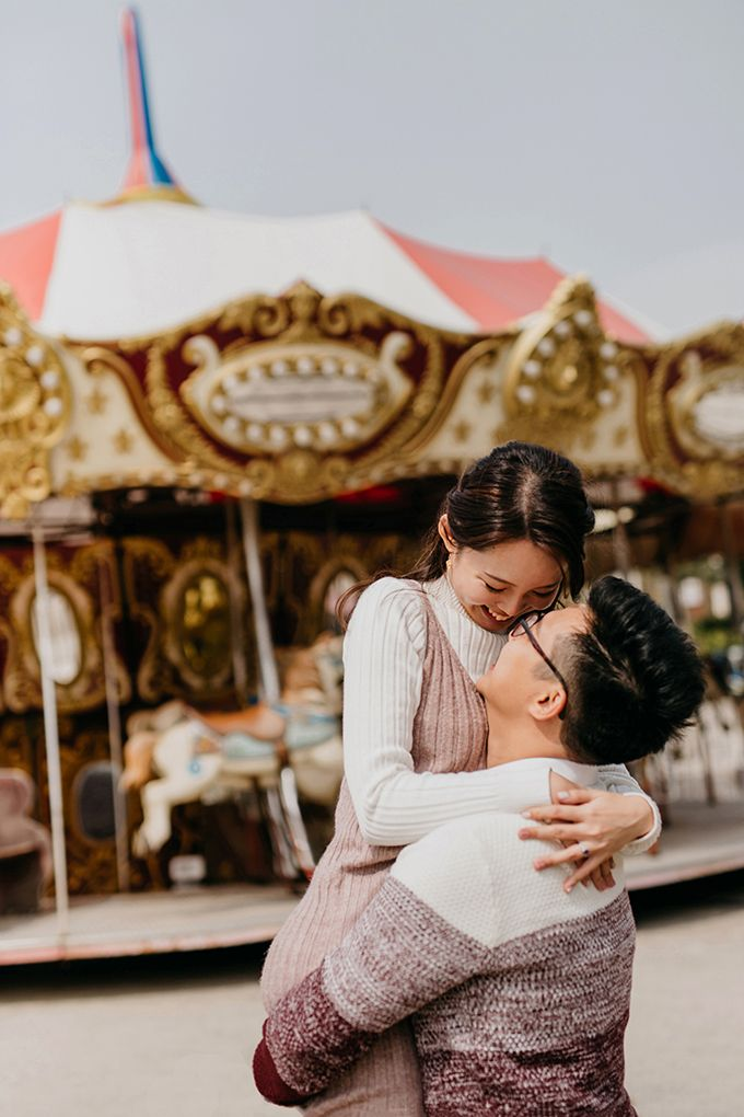 Seoul Pre-Wedding of  Ivan & Jacqueline by Natalie Wong Photography - 014