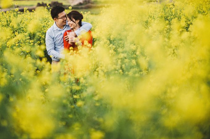 Jeju, Korea with Ivan and Jacqueline (II) by Natalie Wong Photography - 007