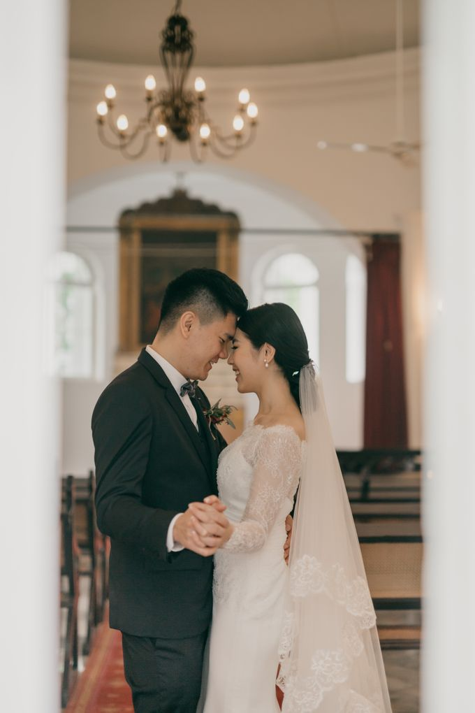Wedding of Amelia & Ezekiel by Natalie Wong Photography - 019