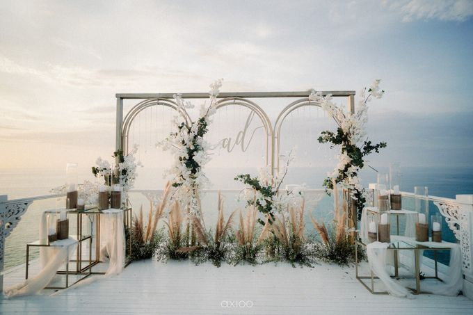 Antonio & Devina by Bali Wedding Paradise - 019