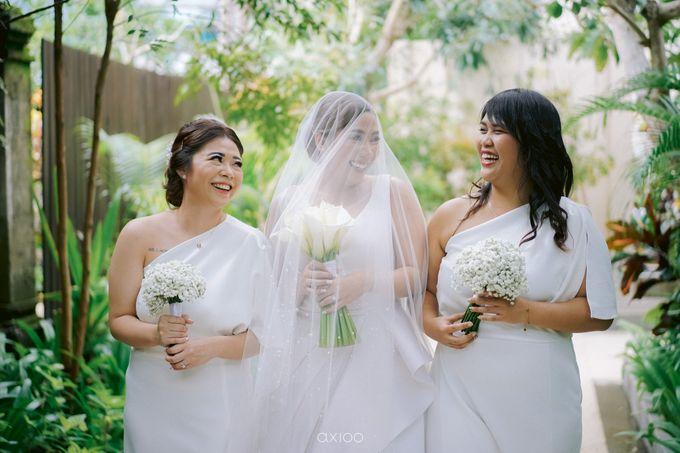 The Wedding of Daniel and Marcellina by AVAVI BALI WEDDINGS - 026