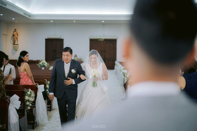 The Wedding of Daniel and Marcellina by AVAVI BALI WEDDINGS - 030