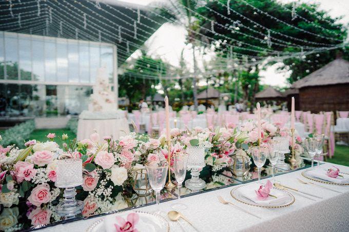 The Wedding of Daniel and Marcellina by AVAVI BALI WEDDINGS - 034