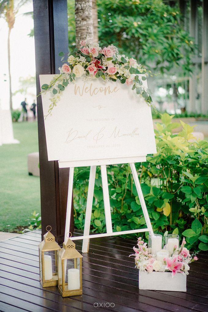 The Wedding of Daniel and Marcellina by AVAVI BALI WEDDINGS - 035