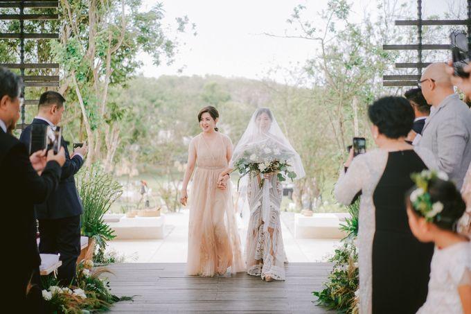 The Wedding  of Marilyn and Shaun by Alila Villas Uluwatu - 026