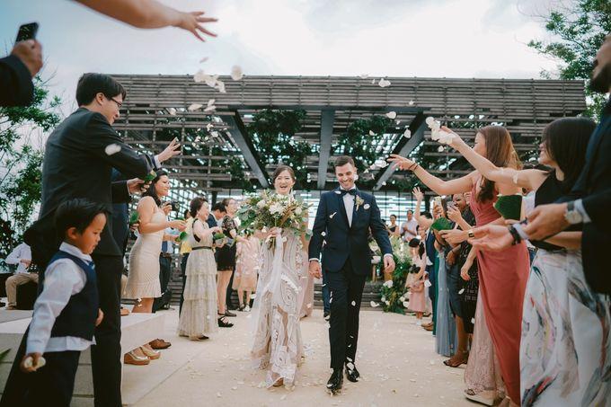 The Wedding  of Marilyn and Shaun by Alila Villas Uluwatu - 029