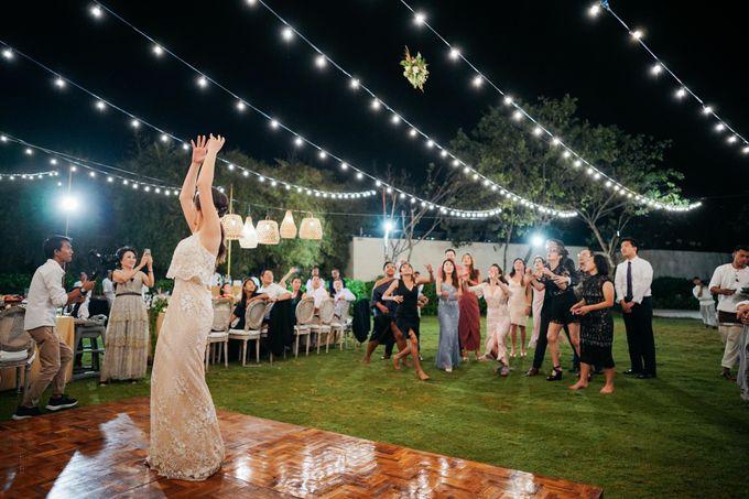 The Wedding  of Marilyn and Shaun by Alila Villas Uluwatu - 040