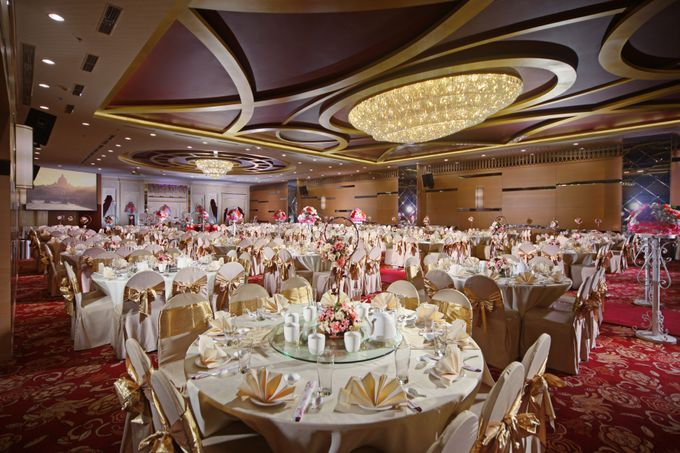 Angke Restaurant Kelapa Gading - Ballroom and Function Hall by Angke Restaurant & Ballroom Jakarta - 001