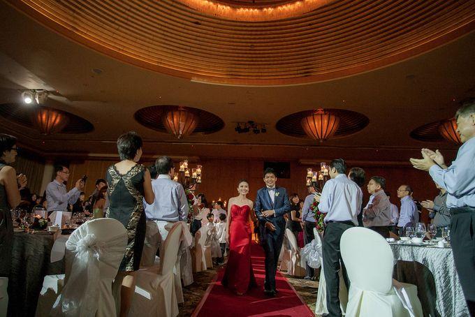 Ritz Carlton Grand Wedding Dinner of Alison & Yue Sern 12 Oct 2014 by ShiLi & Adi - 004