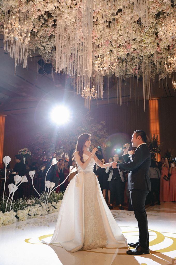 The Wedding of Danny & Presilia by Soko Wiyanto - 005