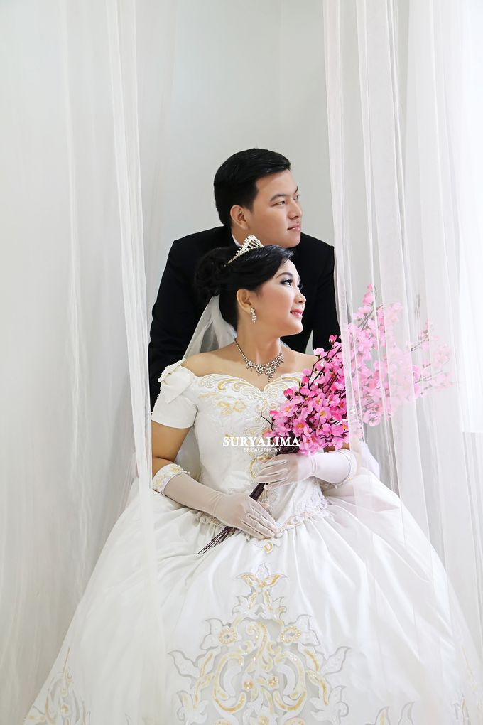 PREWEDDING OF DAVID AND ELSA by Suryalima Bridal Photo - 002