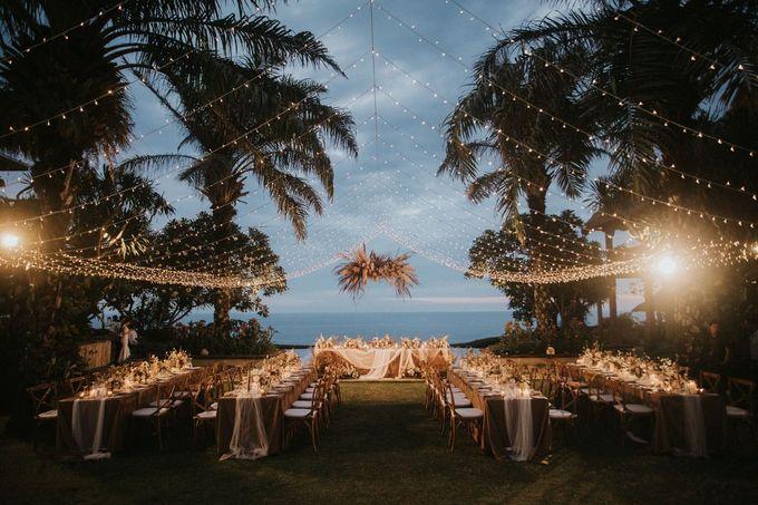 Whimsical Tropical Wedding at Stone House by Tirtha by Tirtha Bali - 002