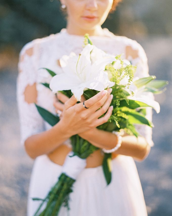 Bohemian Rustic Bride by Arta Photo - 001