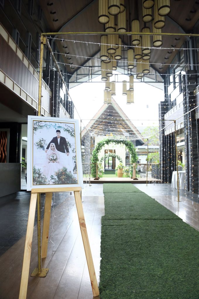 eras & farah decoration wedding by Our Wedding & Event Organizer - 006