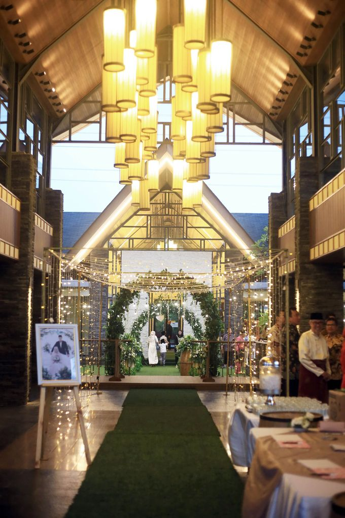 eras & farah decoration wedding by Our Wedding & Event Organizer - 015